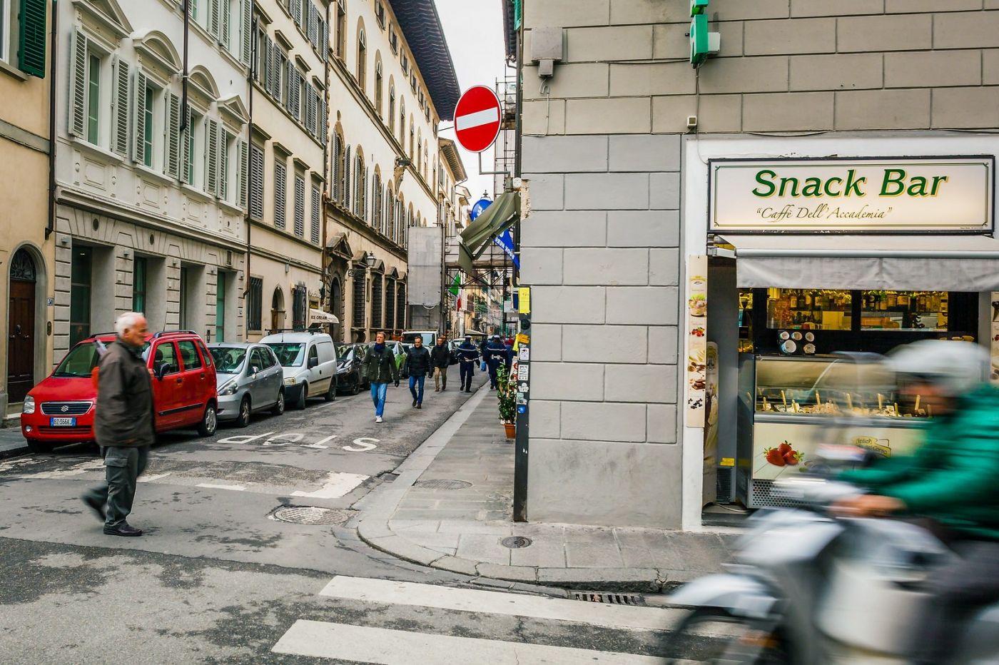 意大利佛罗伦萨(Florence),小街文化_图1-8