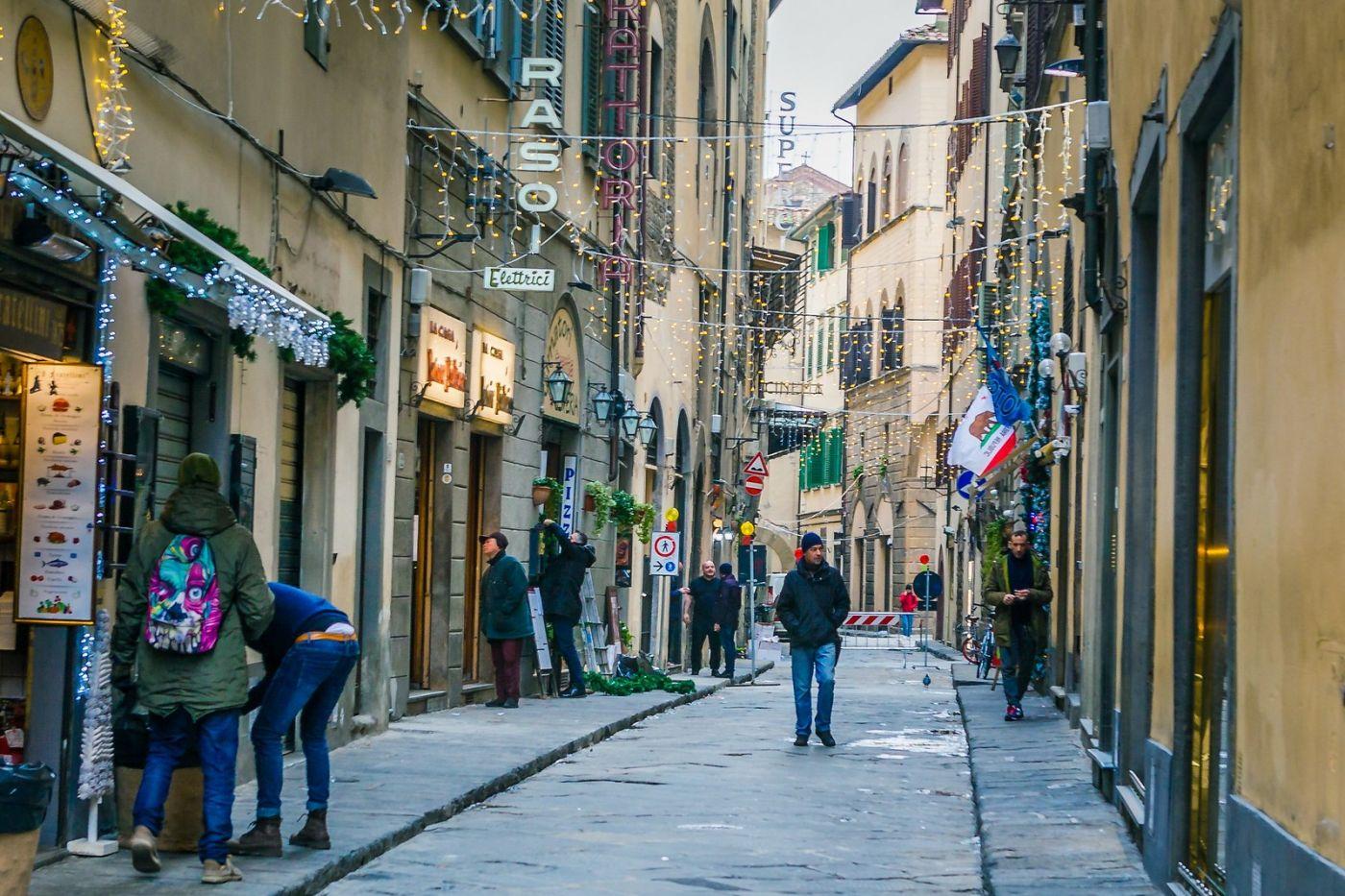 意大利佛罗伦萨(Florence),小街文化_图1-6