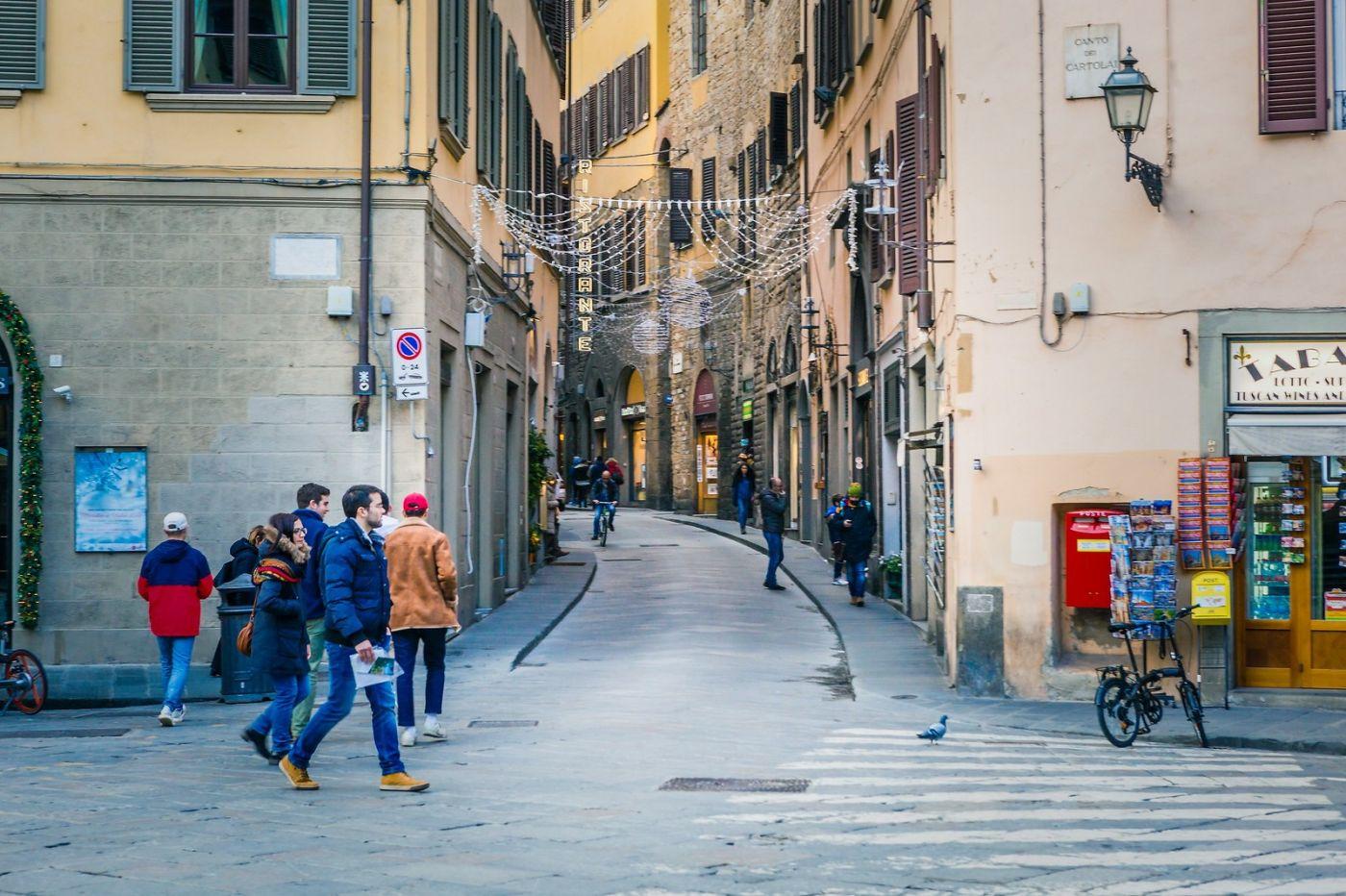 意大利佛罗伦萨(Florence),小街文化_图1-5