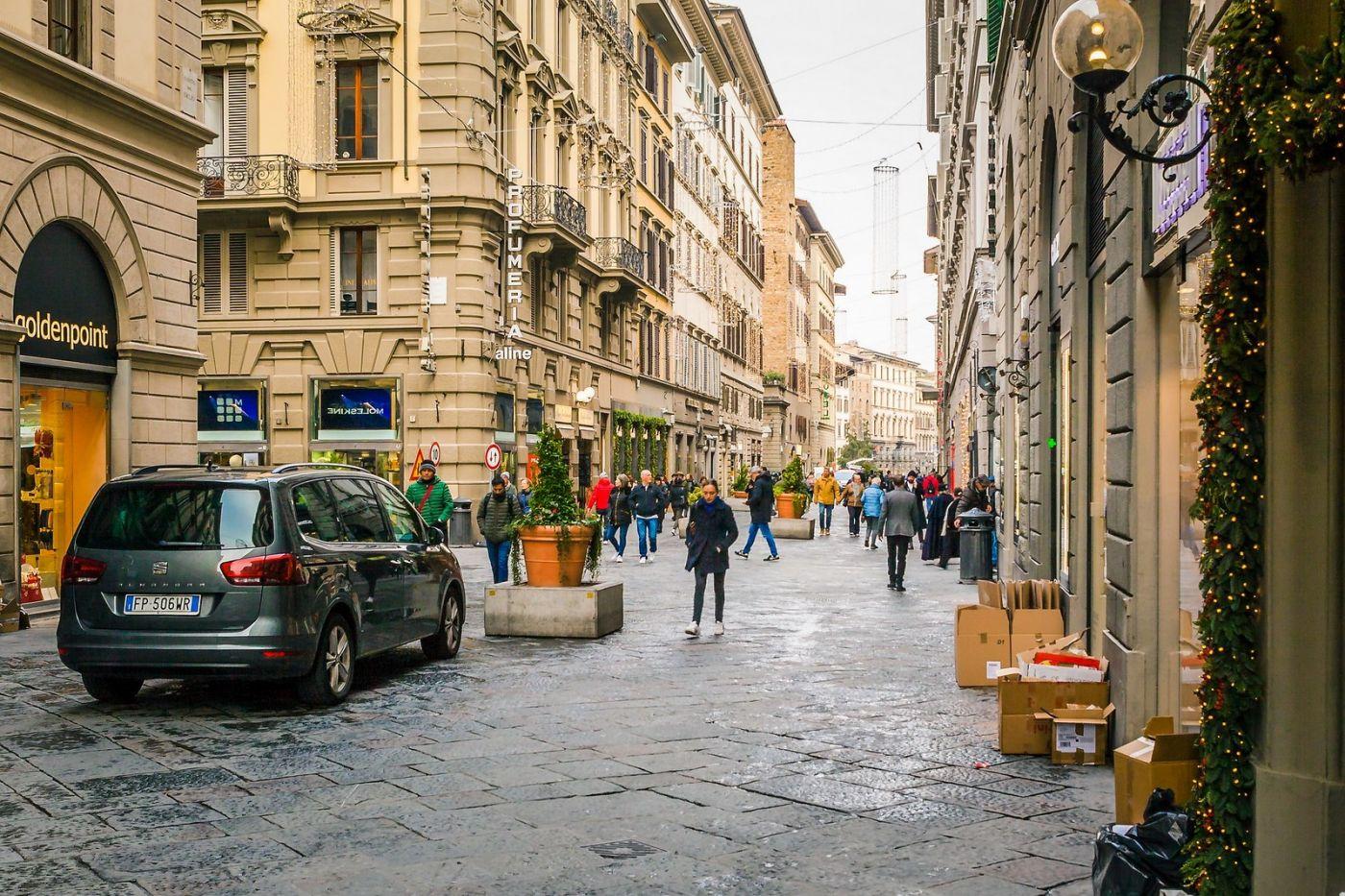 意大利佛罗伦萨(Florence),小街文化_图1-9