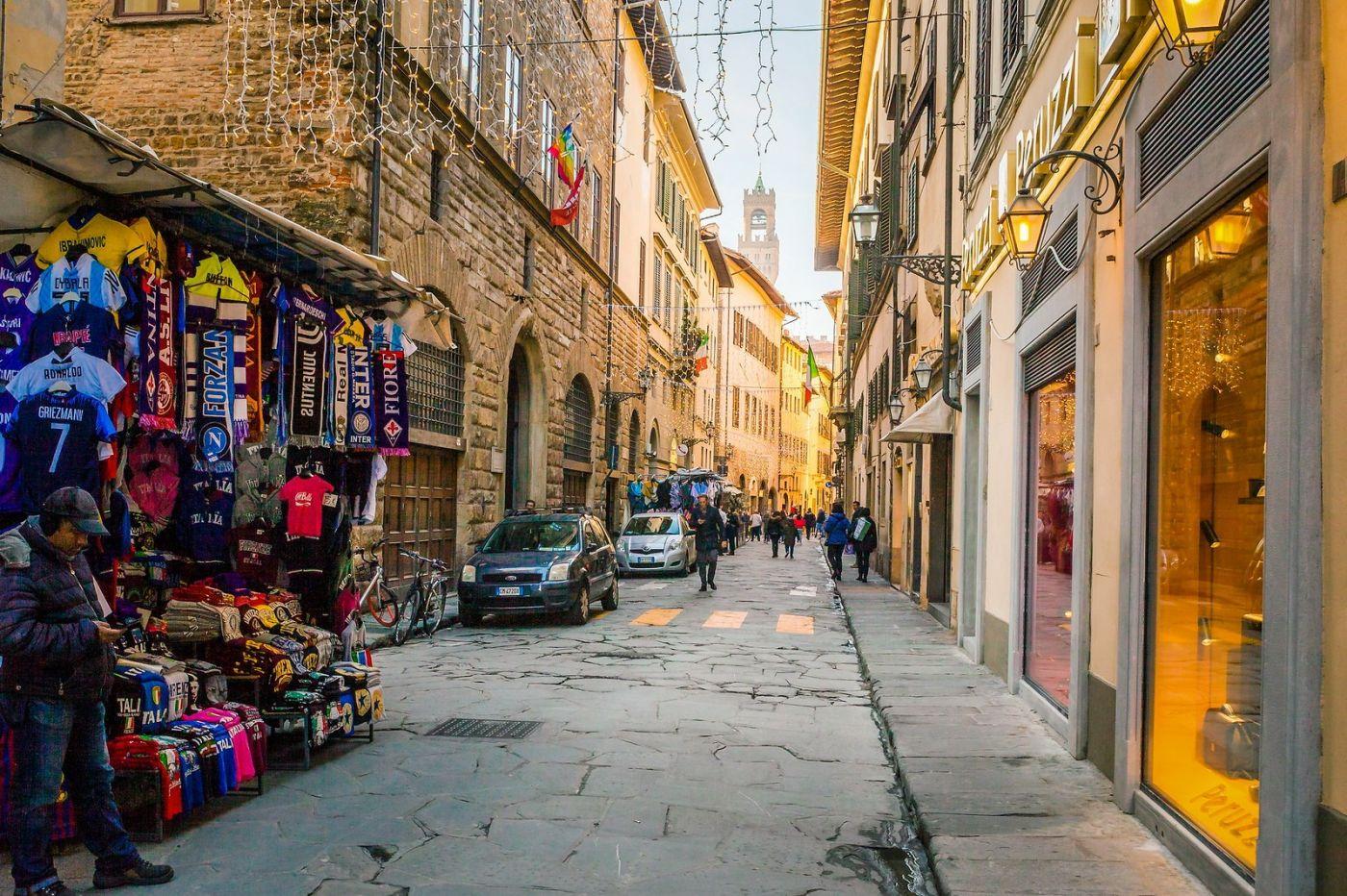 意大利佛罗伦萨(Florence),小街文化_图1-10