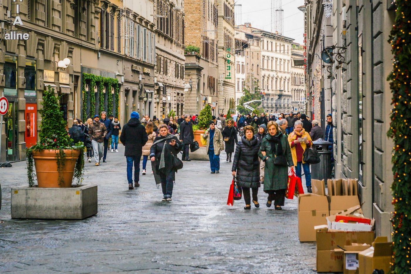 意大利佛罗伦萨(Florence),小街文化_图1-11