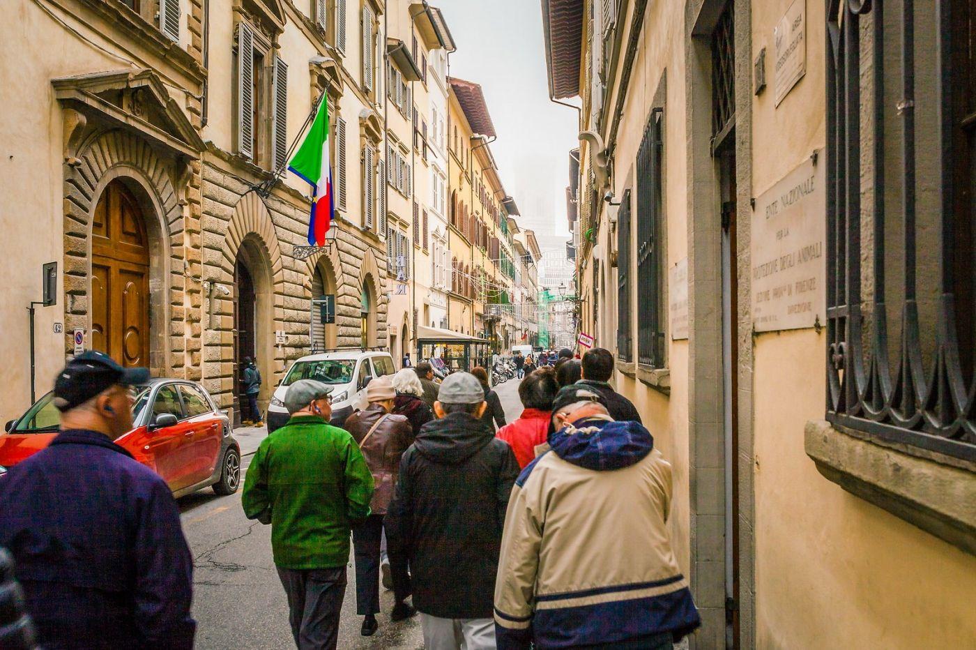 意大利佛罗伦萨(Florence),小街文化_图1-12