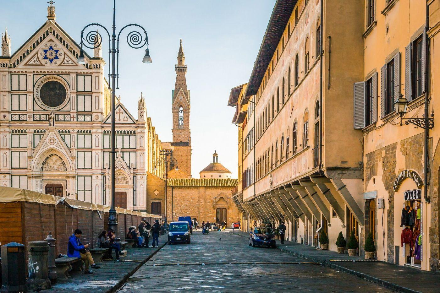意大利佛罗伦萨(Florence),小街文化_图1-15