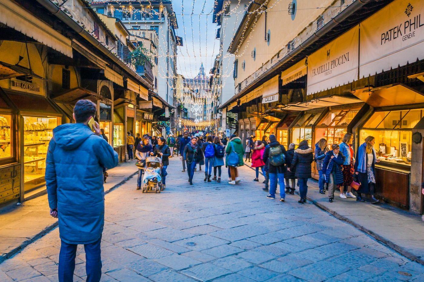 意大利佛罗伦萨(Florence),小街文化_图1-13