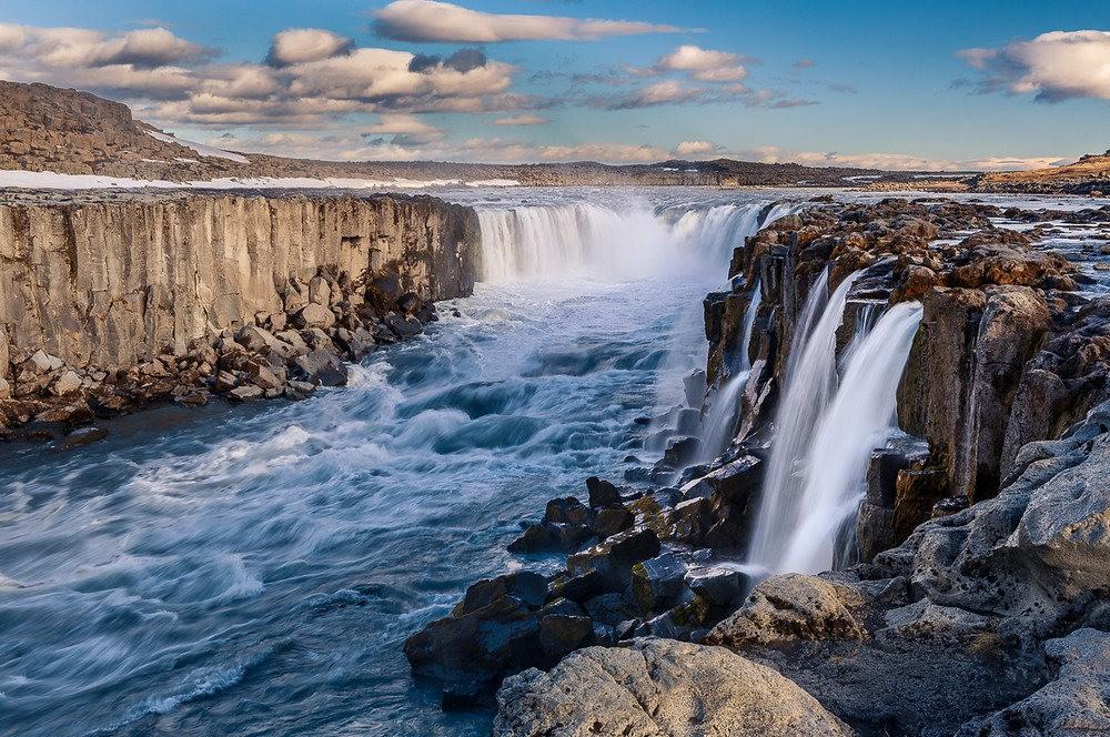 冰岛的黛提瀑布_图1-1