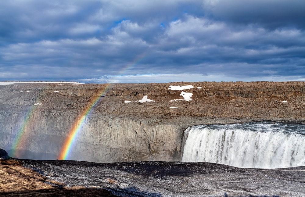 冰岛的黛提瀑布_图1-4