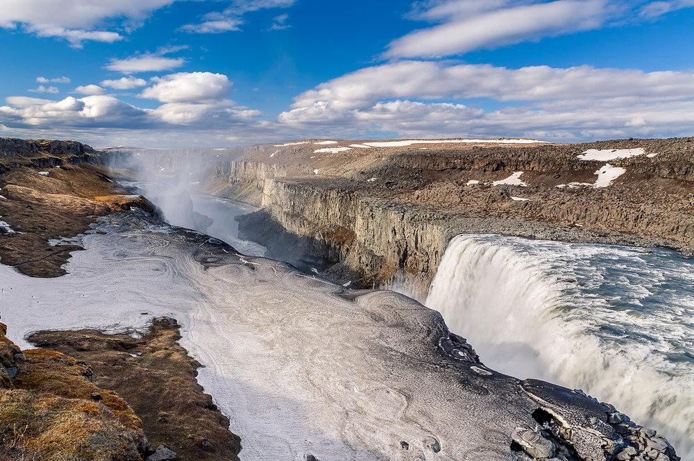 冰岛的黛提瀑布_图1-6