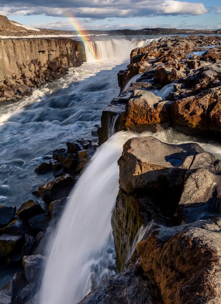 冰岛的黛提瀑布_图1-8