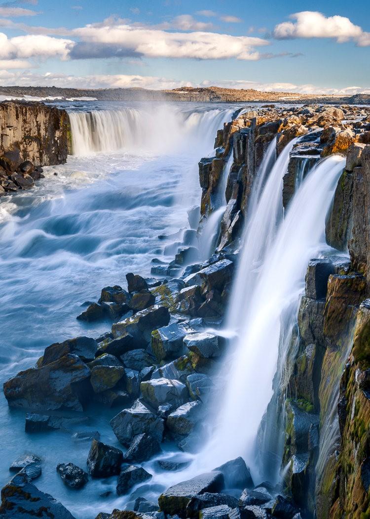 冰岛的黛提瀑布_图1-10