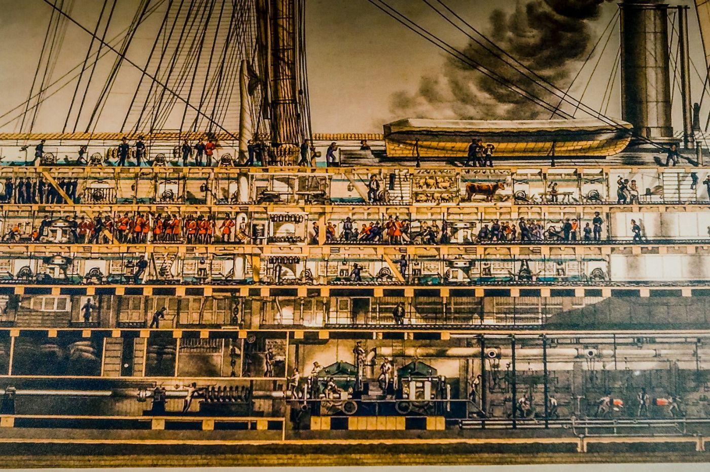 加拿大哈利法克斯(Halifax)大西洋海事博物馆_图1-16