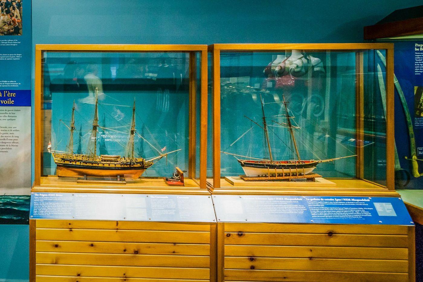 加拿大哈利法克斯(Halifax)大西洋海事博物馆_图1-14
