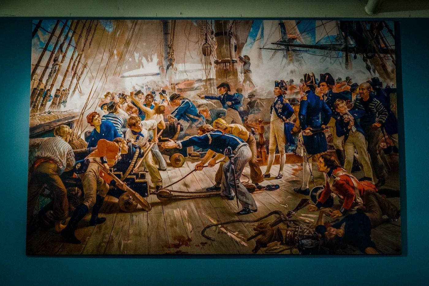 加拿大哈利法克斯(Halifax)大西洋海事博物馆_图1-13