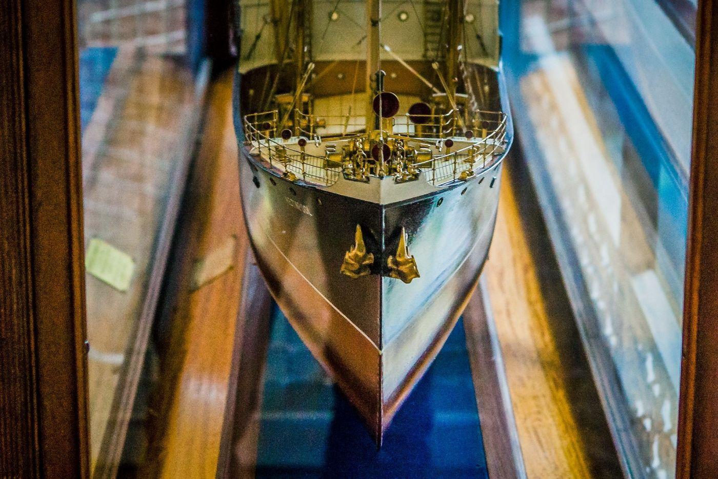 加拿大哈利法克斯(Halifax)大西洋海事博物馆_图1-9