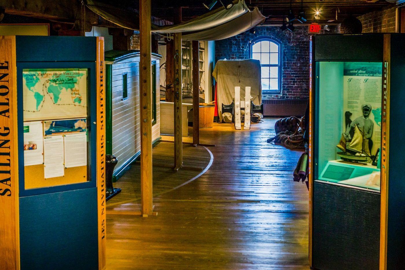 加拿大哈利法克斯(Halifax)大西洋海事博物馆_图1-11