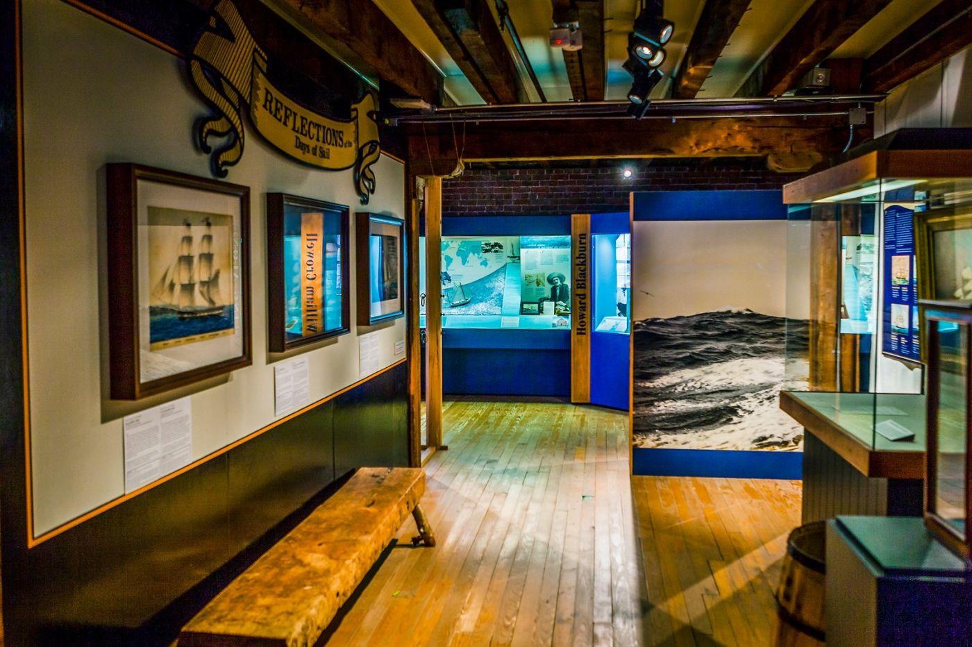 加拿大哈利法克斯(Halifax)大西洋海事博物馆_图1-12