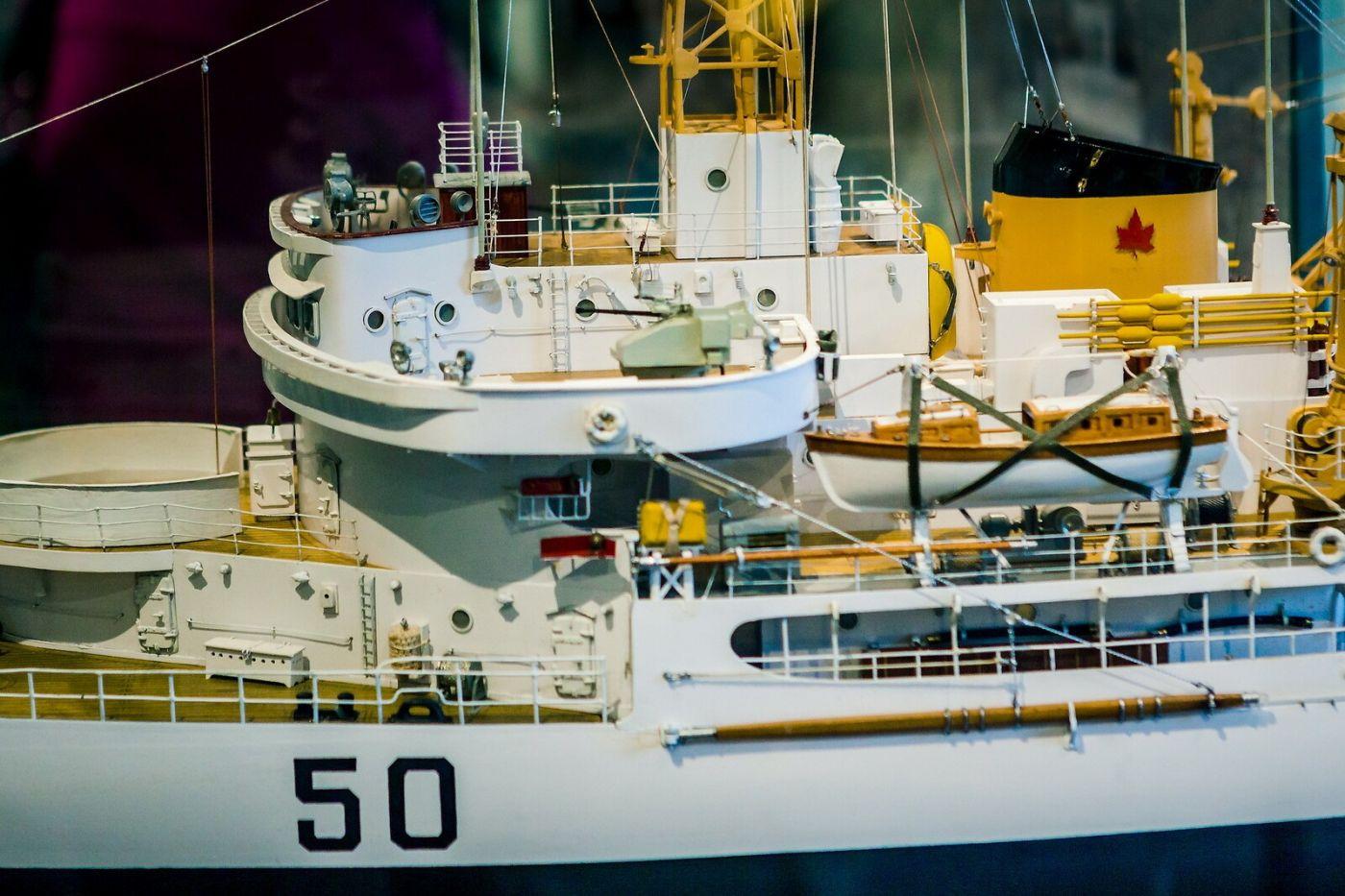 加拿大哈利法克斯(Halifax)大西洋海事博物馆_图1-7