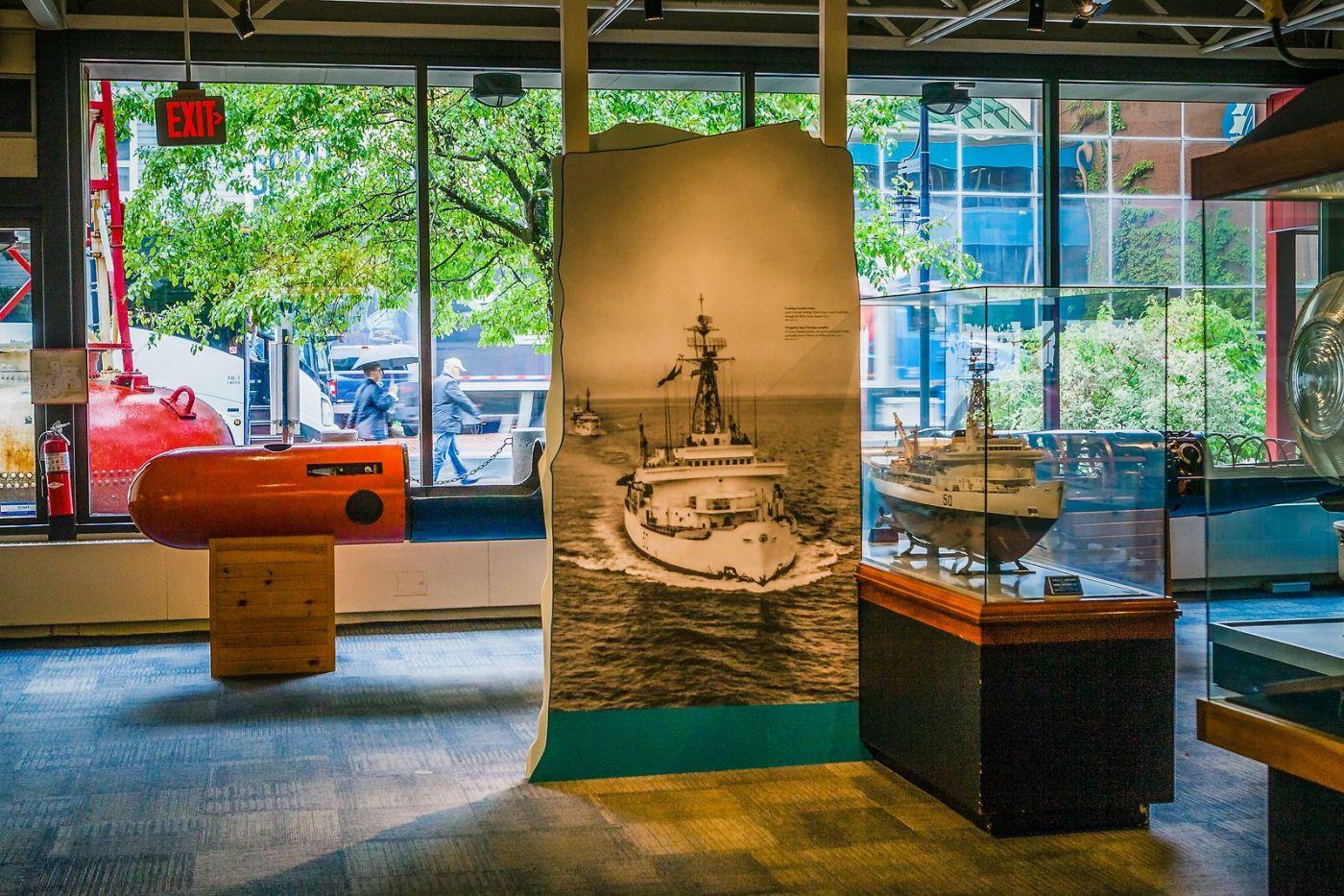 加拿大哈利法克斯(Halifax)大西洋海事博物馆_图1-2