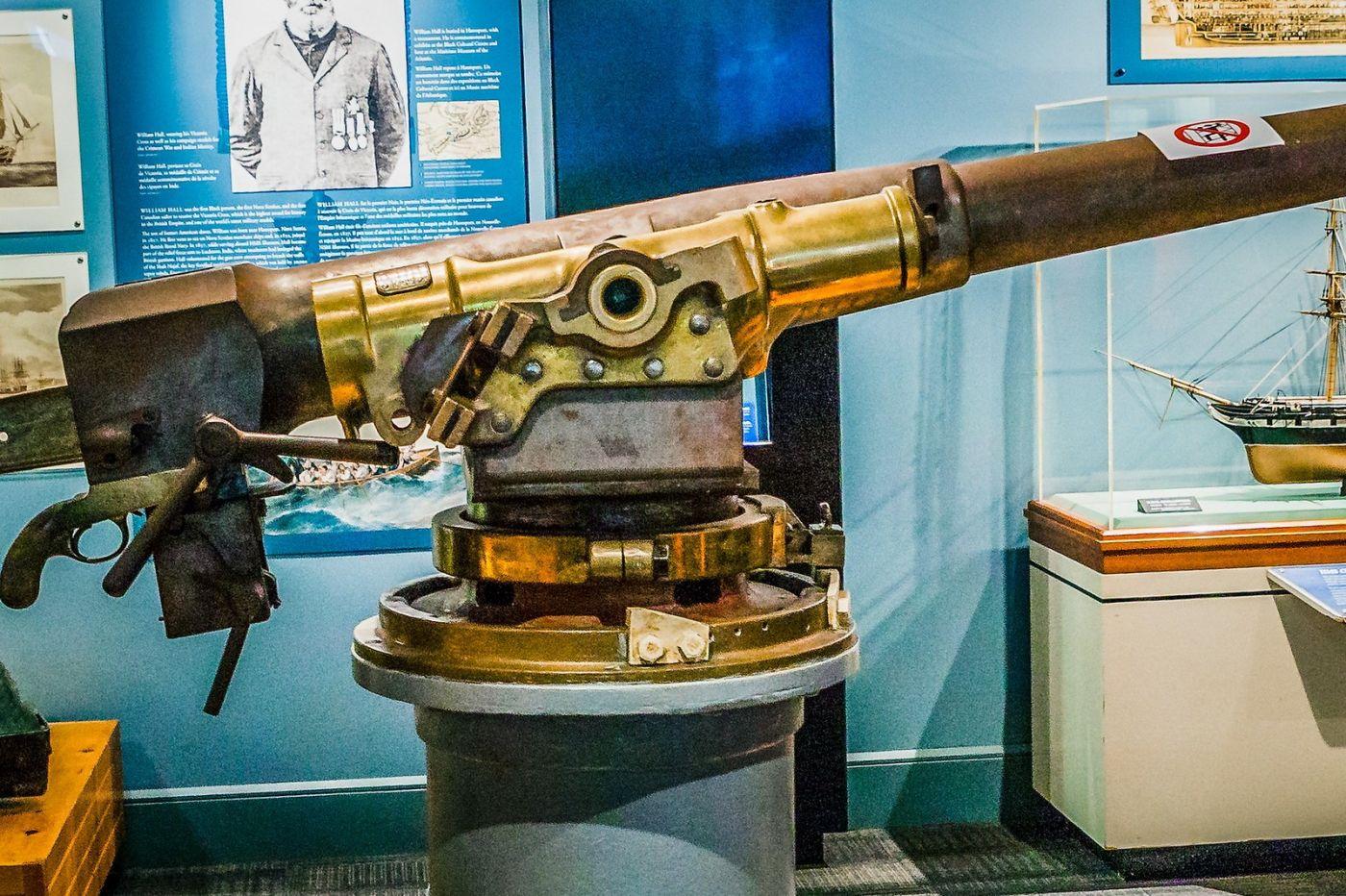 加拿大哈利法克斯(Halifax)大西洋海事博物馆_图1-3