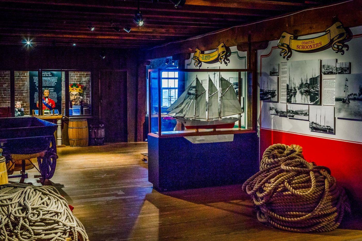 加拿大哈利法克斯(Halifax)大西洋海事博物馆_图1-4