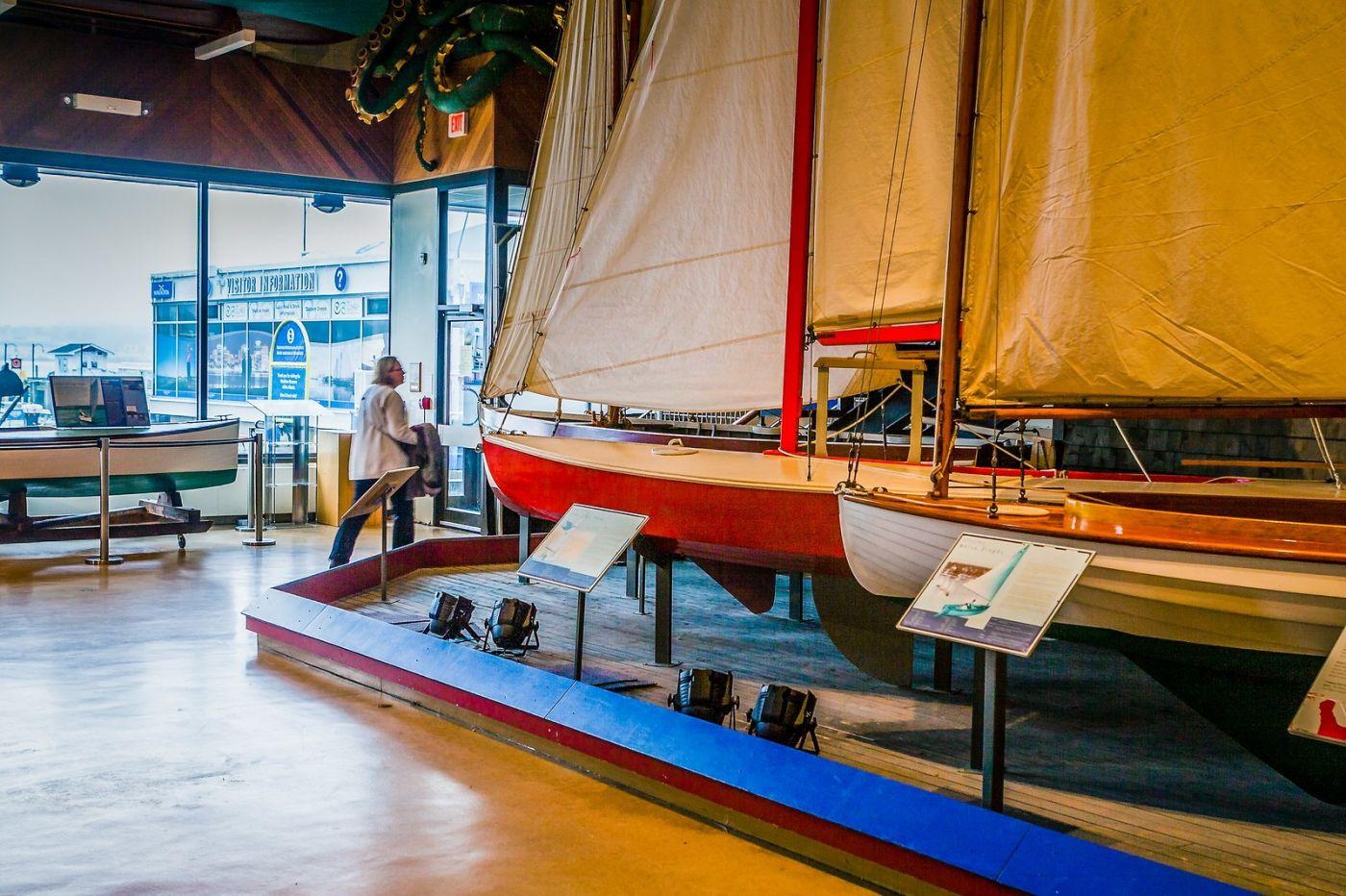 加拿大哈利法克斯(Halifax)大西洋海事博物馆_图1-20