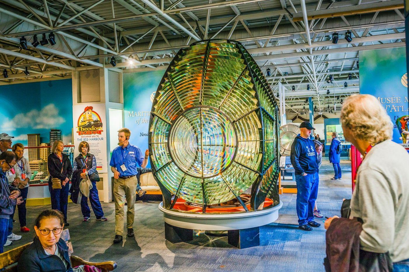 加拿大哈利法克斯(Halifax)大西洋海事博物馆_图1-22
