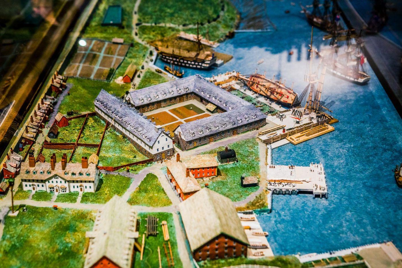 加拿大哈利法克斯(Halifax)大西洋海事博物馆_图1-25
