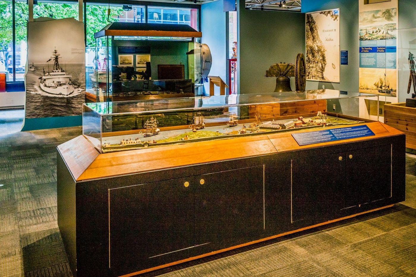 加拿大哈利法克斯(Halifax)大西洋海事博物馆_图1-26