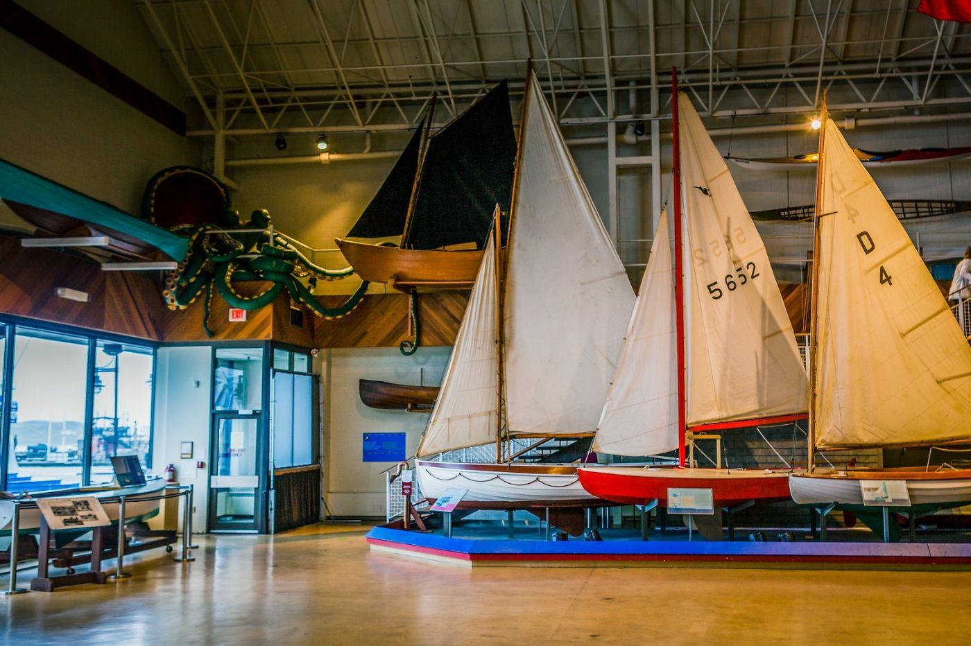 加拿大哈利法克斯(Halifax)大西洋海事博物馆_图1-27