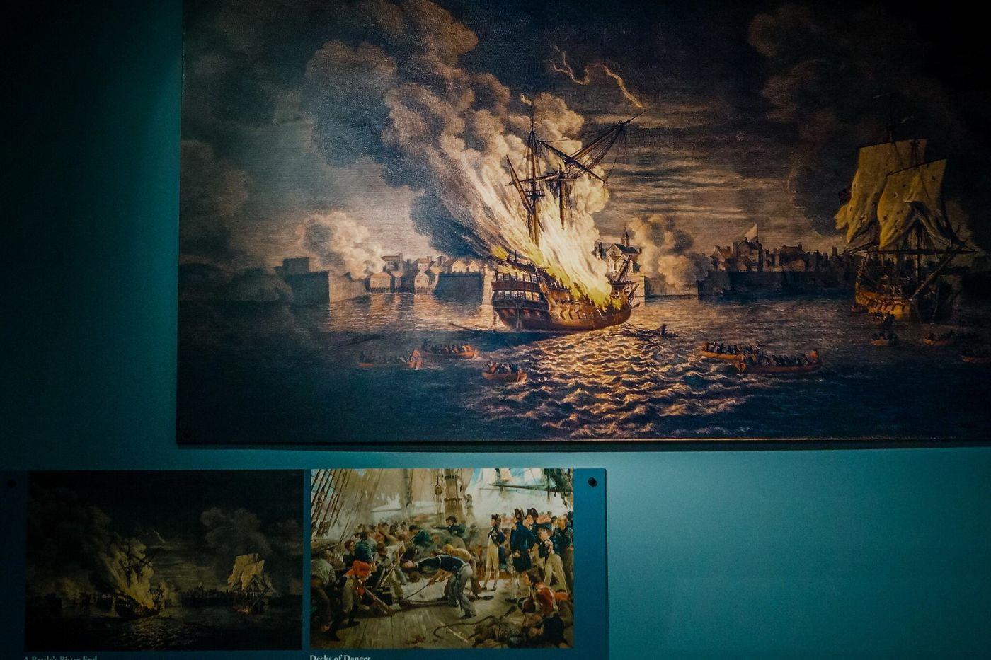 加拿大哈利法克斯(Halifax)大西洋海事博物馆_图1-32