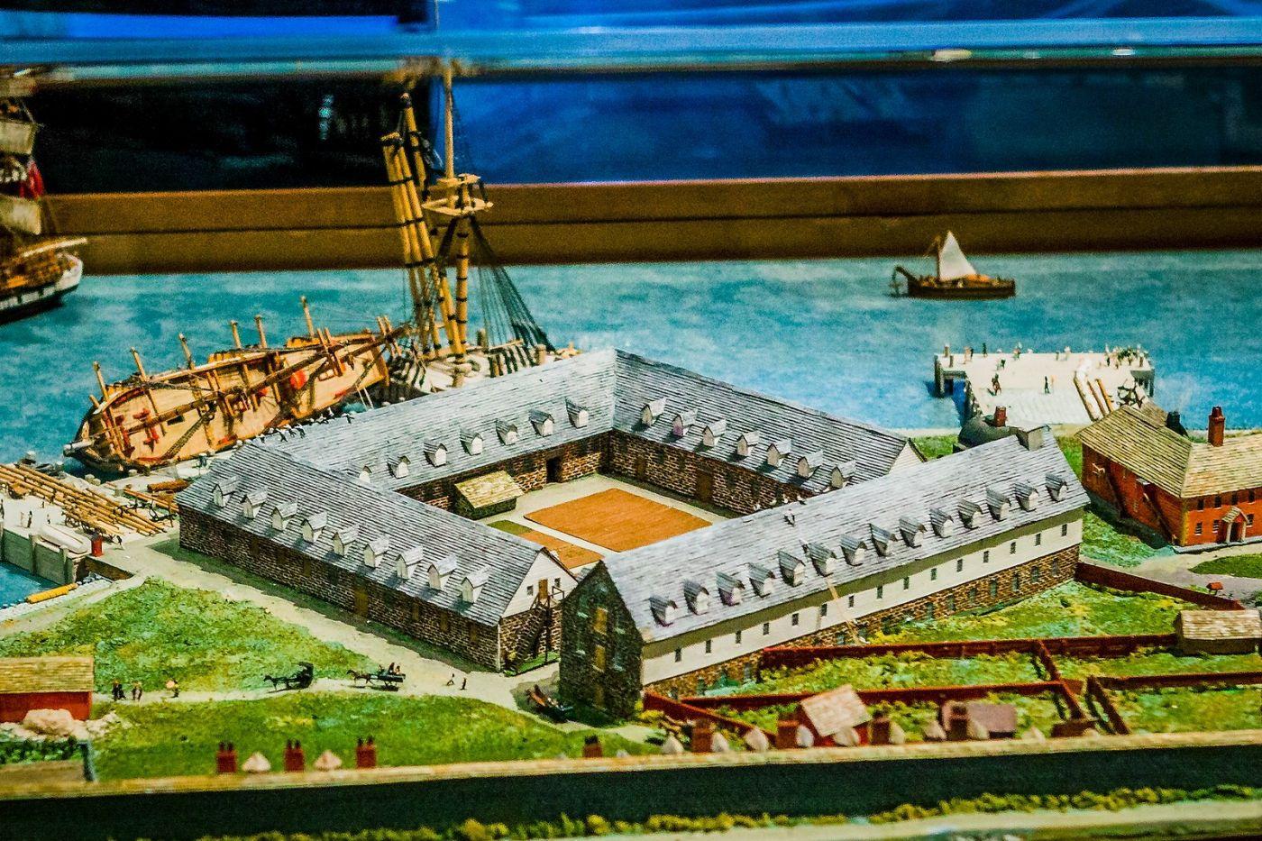 加拿大哈利法克斯(Halifax)大西洋海事博物馆_图1-31