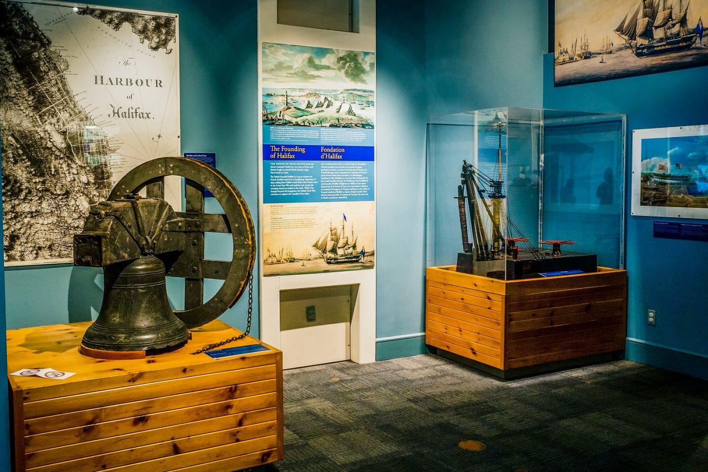 加拿大哈利法克斯(Halifax)大西洋海事博物馆_图1-30