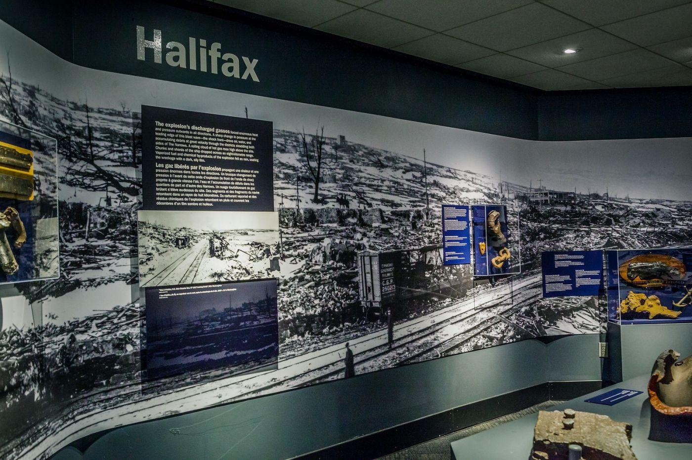 加拿大哈利法克斯(Halifax)大西洋海事博物馆_图1-34