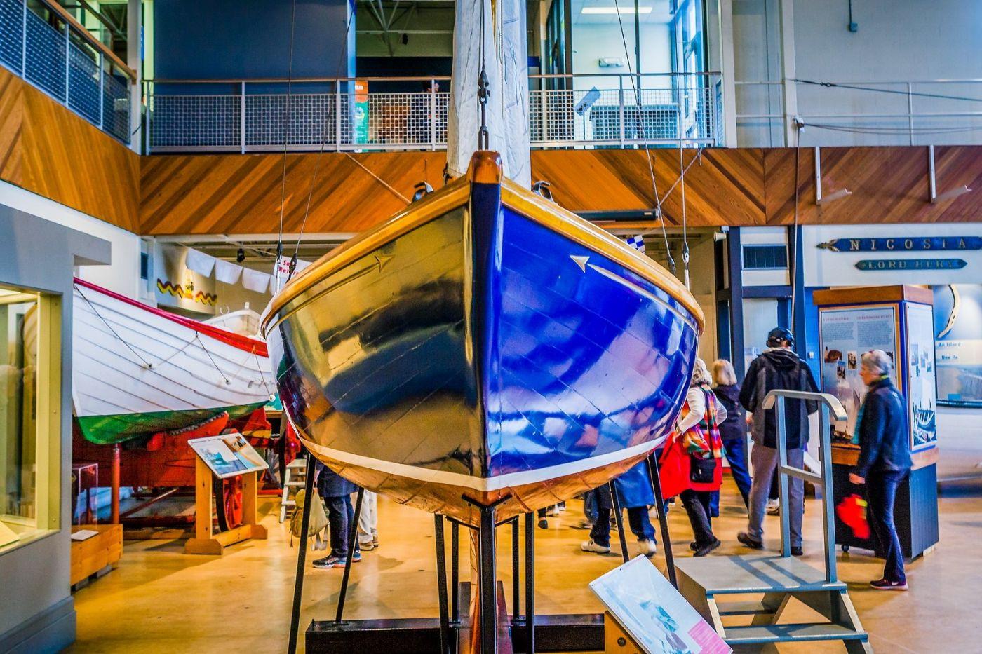 加拿大哈利法克斯(Halifax)大西洋海事博物馆_图1-35