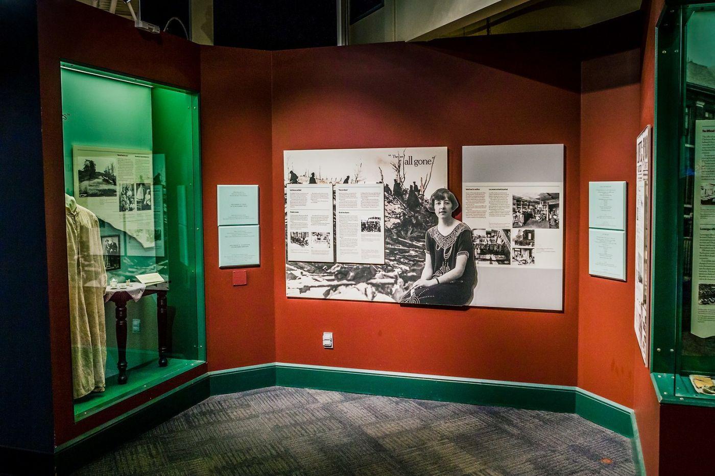 加拿大哈利法克斯(Halifax)大西洋海事博物馆_图1-36