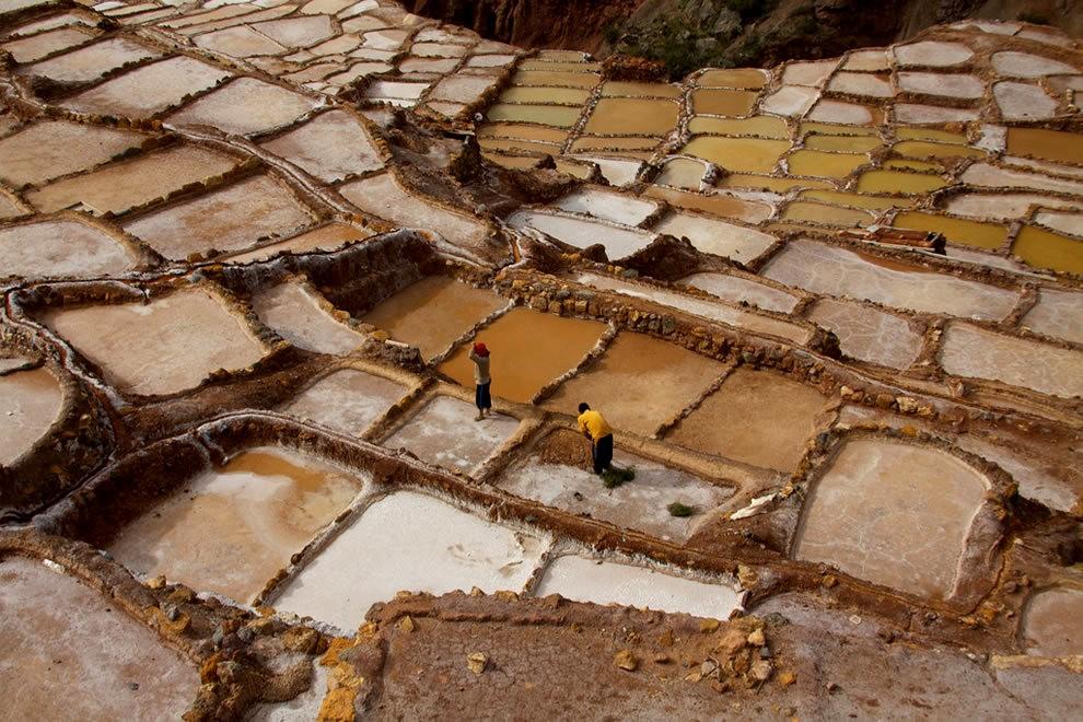 印加圣谷---盐.石头_图1-8