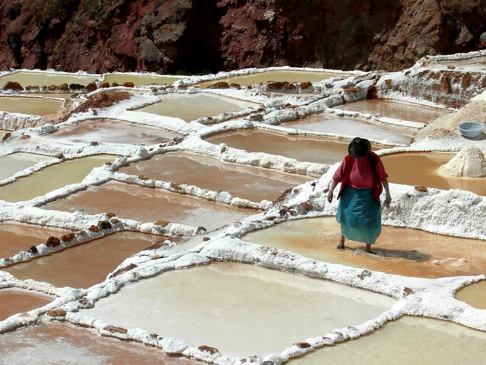 印加圣谷---盐.石头_图1-13