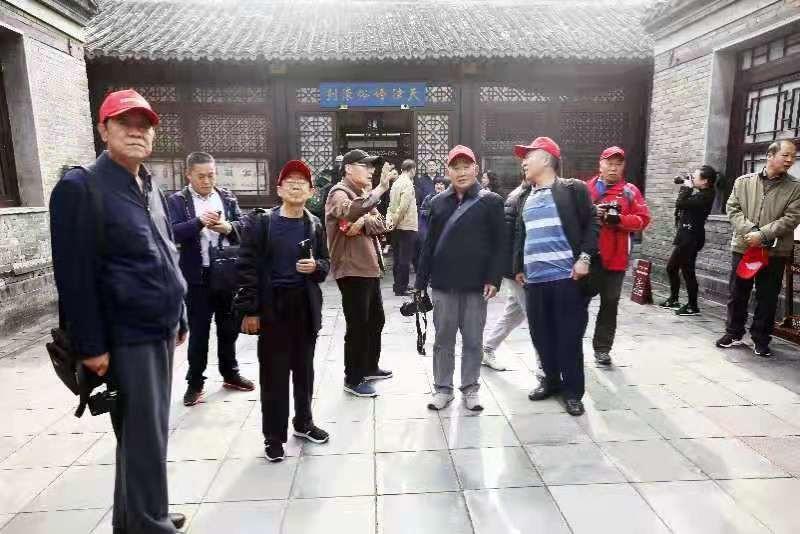 通州、武清两地文学组织结成友好共建单位_图1-2
