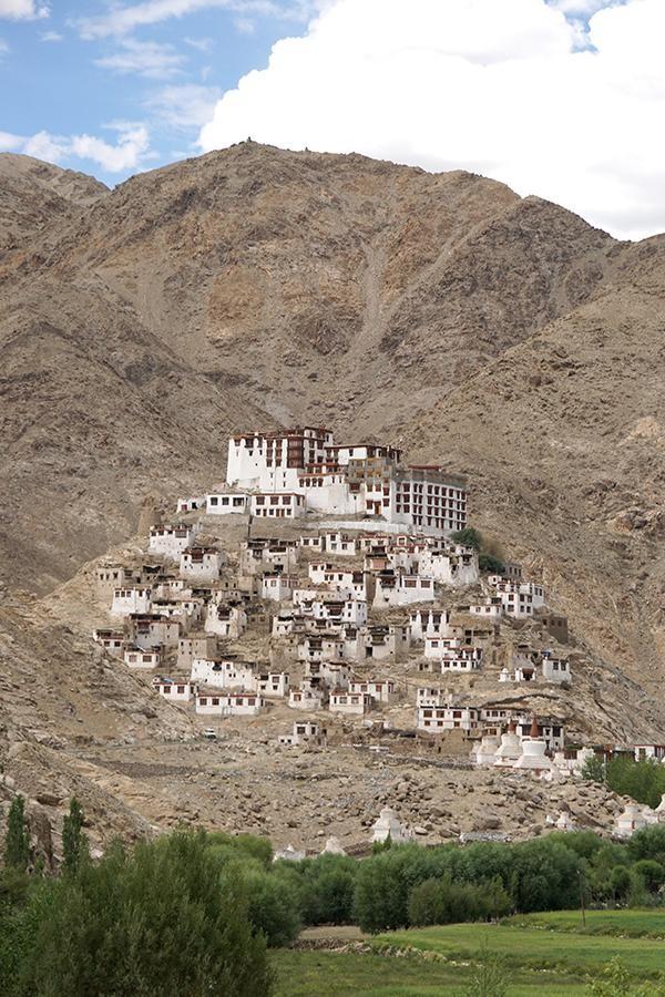 这里是中国西藏 拉达克地区,世界上道路最崎岖惊险、最荒芜的山地之一 ..._图1-5