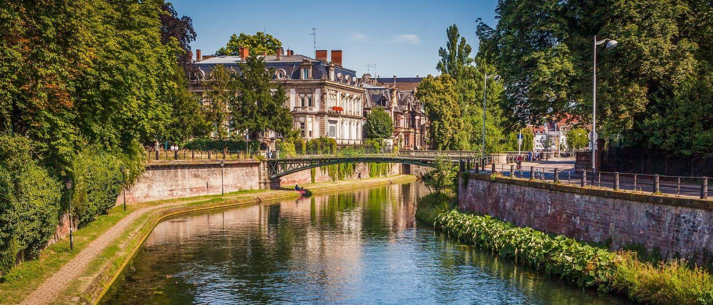 法国斯特拉斯堡(Strasbourg),桥上桥下_图1-39