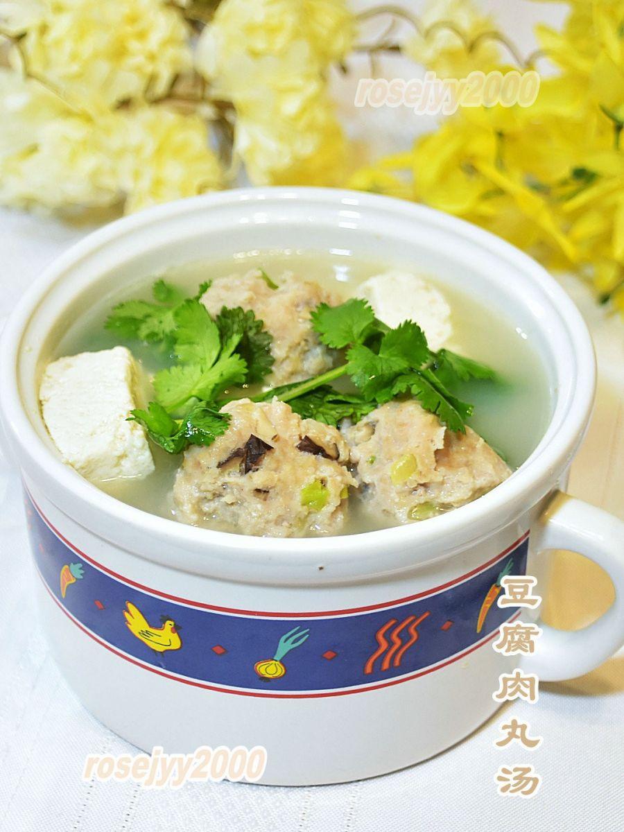 肉丸豆腐汤_图1-3