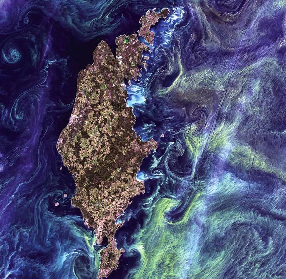 从卫星照片看地球_图1-5