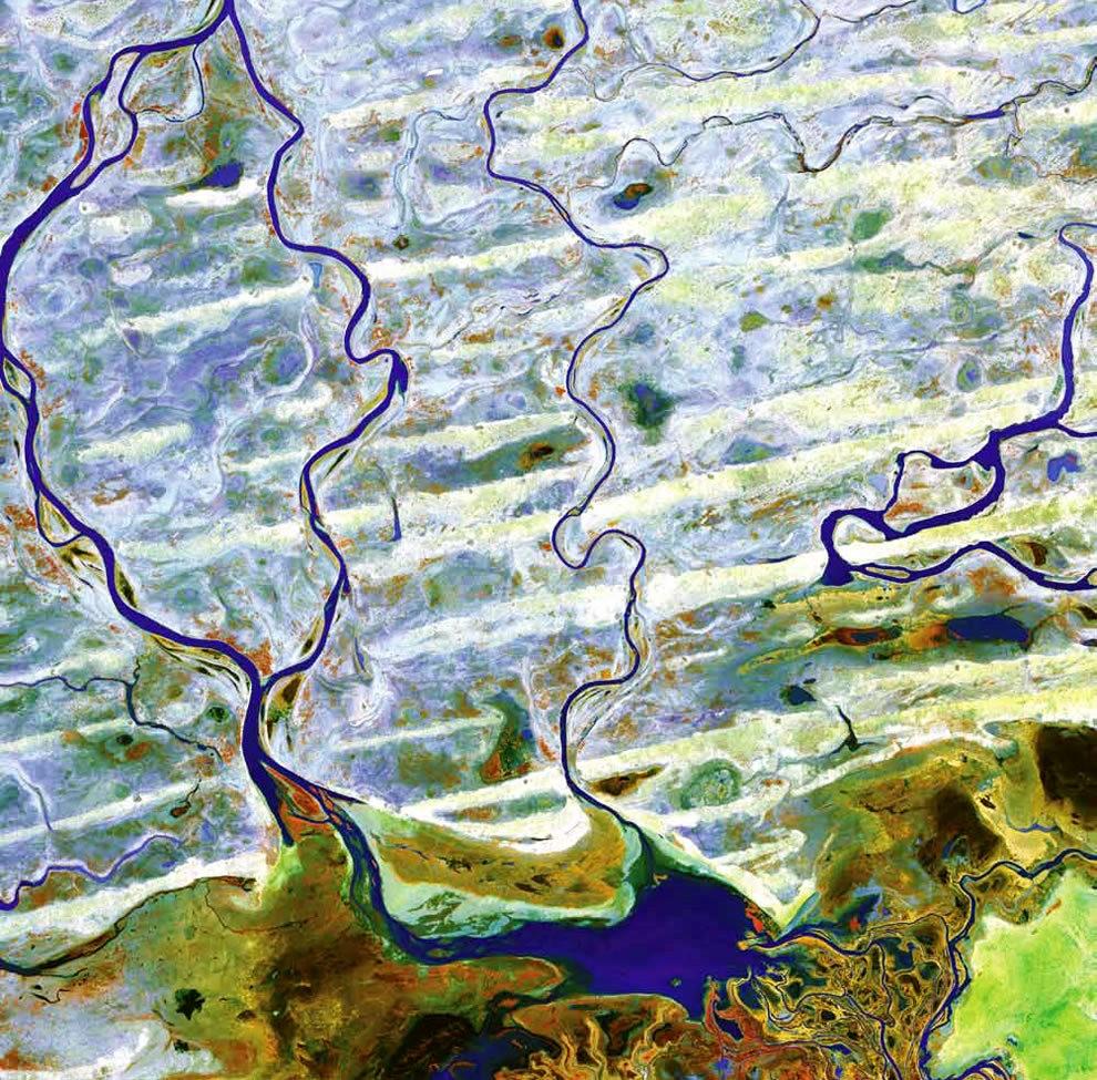 从卫星照片看地球_图1-7