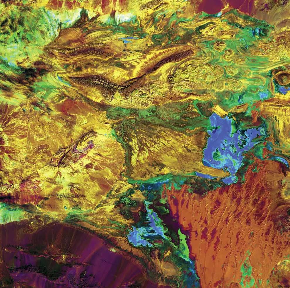 从卫星照片看地球_图1-17