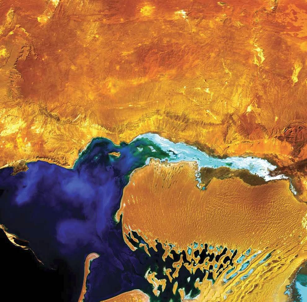 从卫星照片看地球_图1-18