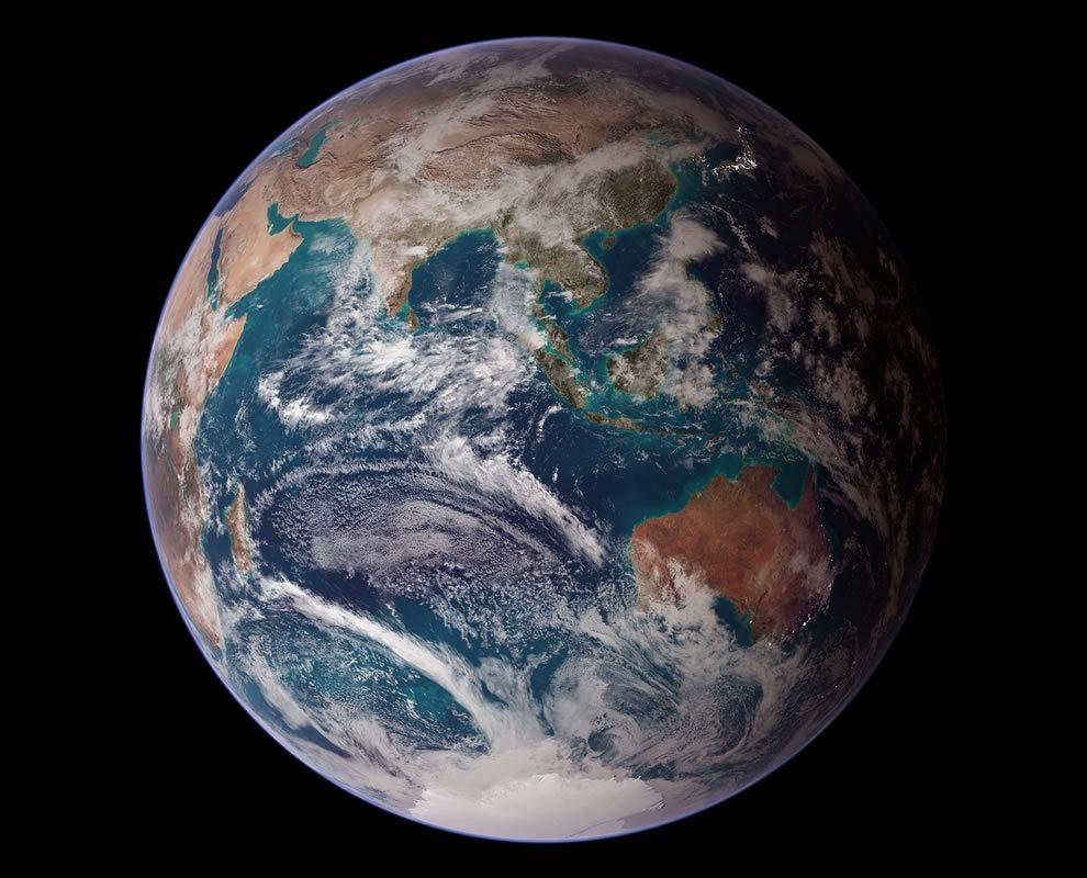 从卫星照片看地球_图1-26