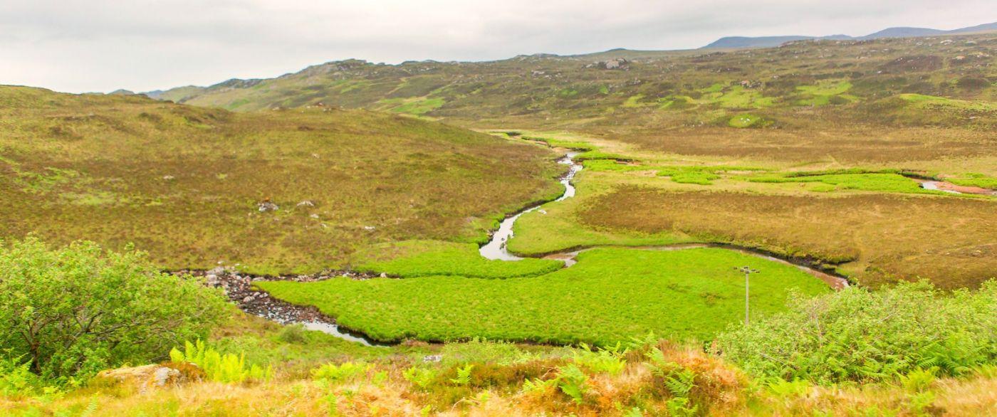苏格兰美景,自然景色看不完_图1-4