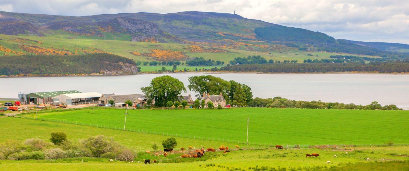 苏格兰美景,自然景色看不完_图1-1