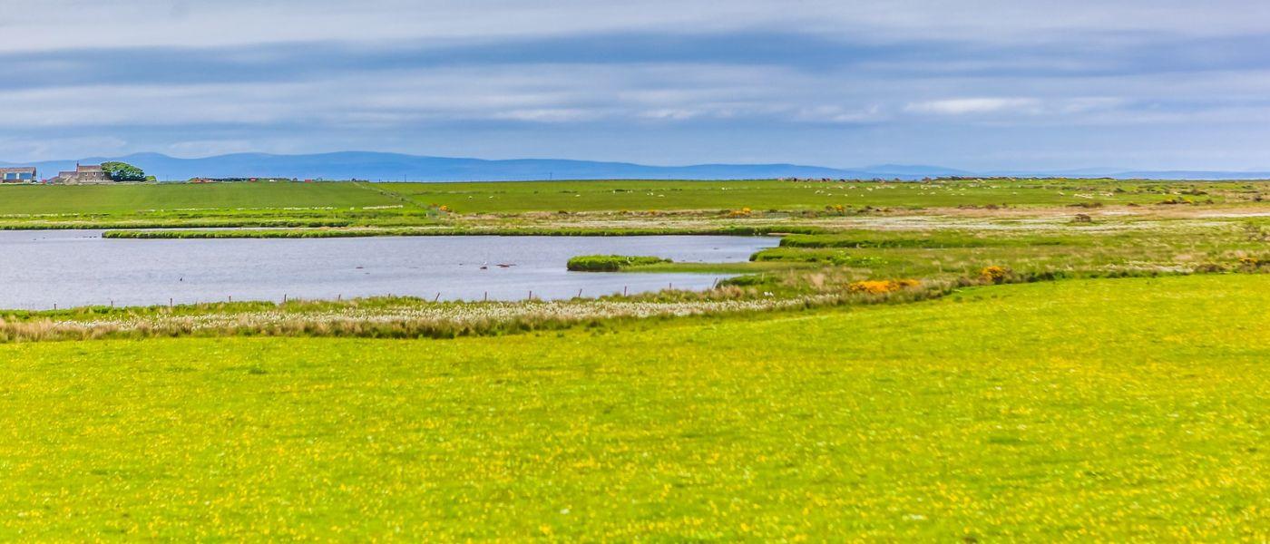 苏格兰美景,自然景色看不完_图1-2