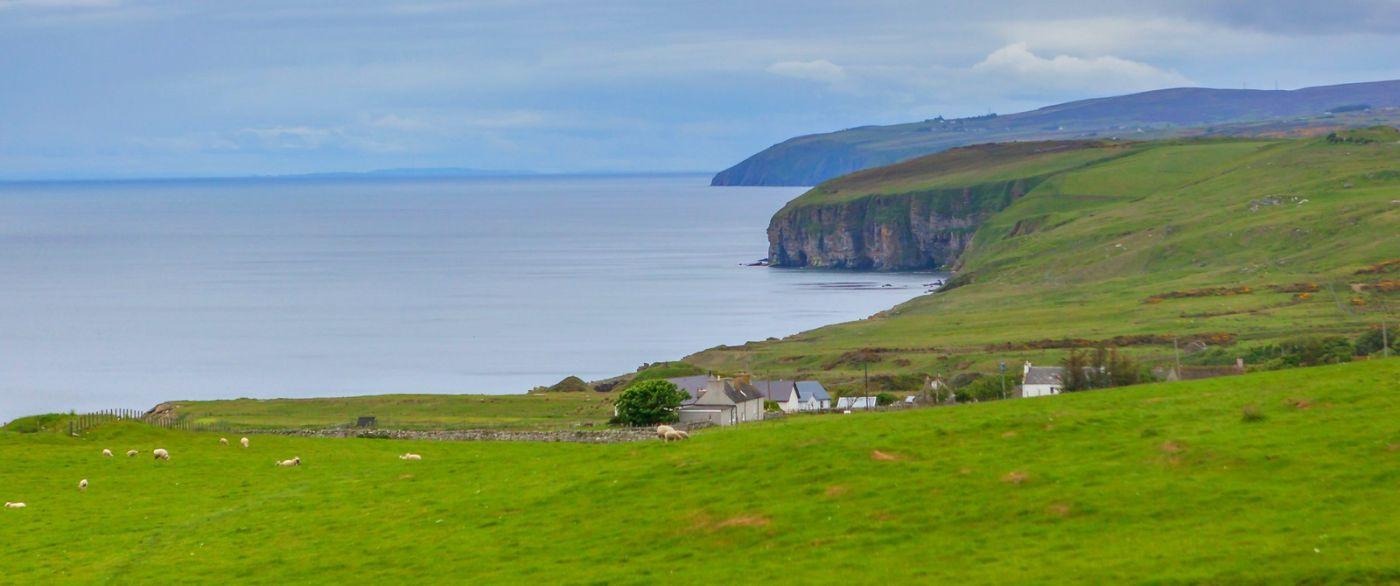 苏格兰美景,自然景色看不完_图1-10